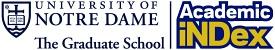 University of Notre Dame - The Graduate School
